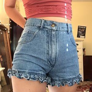 Vintage shorts 🌸